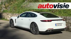 new porsche 2017 review new porsche panamera 4s diesel by autovisie tv youtube