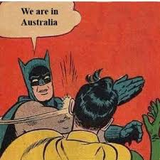 Meme Batman - batman robin slap meme teach each other of science