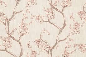 Cherry Blossom Map Nikara Cherry Blossom Fabric Fabricut