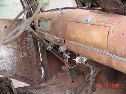Vintage Ford Truck Parts Canada - 1946 chevy truck
