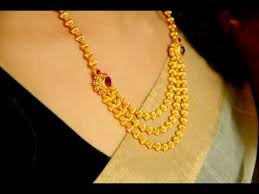 south jewellery designers dd balls chandra haram gold jewellery designs