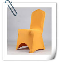 Gold Spandex Chair Covers Gold Chair Covers For Weddings Promotion Shop For Promotional Gold