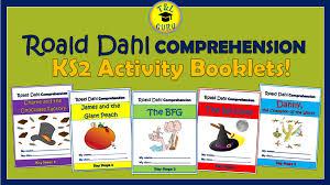 james and the giant peach roald dahl ks2 comprehension