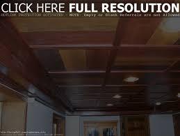 basement ceiling ideas drop ceiling basement ideas
