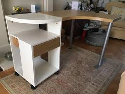 Ikea Corner Table by Ikea Sonne Corner Desk With Extra In Welwyn Garden City