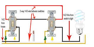 how to hook up a light switch how to install a 3 way light switch remodeling know how