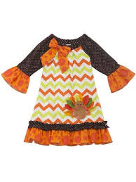 Thanksgiving Dress Baby Thanksgiving Dress 2014 Chevron Turkey 2t To 6x At S