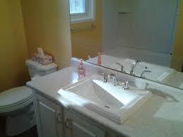 Rectangular Drop In Bathroom Sink by Self Bathroom Sink Bargains On Duravit Durastyle Drop In Self