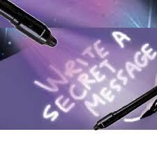 uv marker and light uv light invisible ink security marker secret texta pen ultraviolet