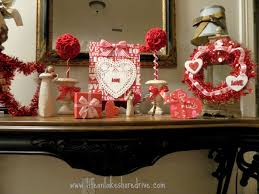 Valentine S Day Table Decorations by Valentine Home Decor Ideas Valentine U0027s Day Home Decor 14