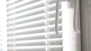 Plastic Blinds Planks Of Plastic Blinds Open Slowly Stock Footage Video 24876302