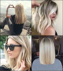 Frisur Blond 2017 Bob by Das Perfekte Medium Frisuren 2017 Neue Frisur Stil