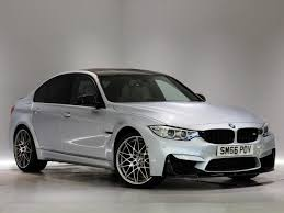 Bmw M3 White 2016 - 2016 bmw m3 saloon m3 4dr dct competition pack peter vardy
