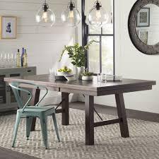 Modern Farmhouse Dining Room Laurel Foundry Modern Farmhouse Dearing Dining Table U0026 Reviews