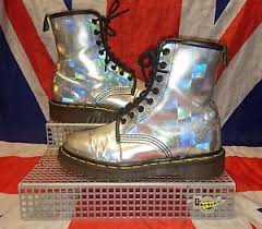 cv format for freshers doc martens england vintage silver holo holographic dr doc martens boots