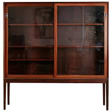 rosewood china cabinet for sale vintage danish rosewood glass cabinet vintage glass cabinets and