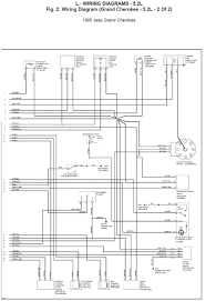 2004 jeep grand cherokee wiring schematic tags 2001 endear radio