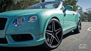 customized bentley bernie u0027s favorite cec wheels selling tiffany blue bentley