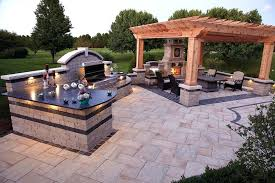 Outside Kitchens Designs Excellent Outside Kitchen Designs Best Outdoor Kitchens Ideas On