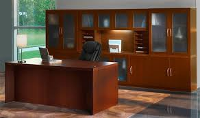 Save Up To 70  Mayline Aberdeen Executive Desk AT35