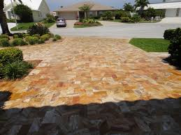 24x24 Patio Pavers by 6x12 Autumn Blend Travertine Pavers For More Info Visit Www Stone