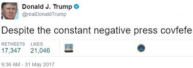 Tweet Meme - donald trump s confusing covfefe tweet results in hilarious memes