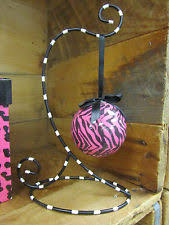 animal print ornaments ebay