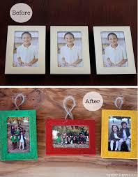 ornaments from dollar store picture frames no 2 pencil