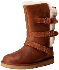 ugg boots sale uk amazon amazon com ugg australia womens becket chestnut winter boot 5
