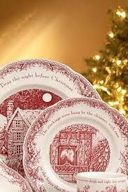 christmas dinnerware christmas dinnerware collection