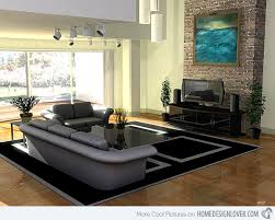 Plain Contemporary Living Room Furniture Sets Modern Inside - Contemporary furniture living room ideas
