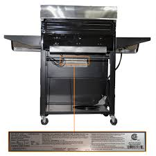 Brinkmann Dual Gas Charcoal Grill by Find My Model Number Char Broil
