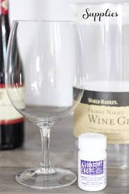 wine glass gifts personalized gifts make gorgeous wine glasses
