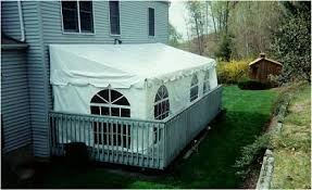 tent rentals nj tent 10 x 15 deck tent white rental in morris county nj