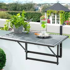 tavolino da terrazzo tavolo da balcone pensile toulouse tavoli da giardino foto