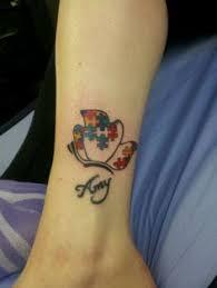 different not less tat tattoos tatting autism