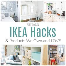 my favourite ikea hacks and what we own u0026 love diy passion