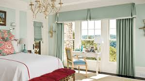 Window Treatments For Bedrooms Bedroom Window Treatments Southern Living