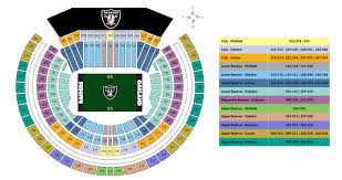 Oakland Alameda County Coliseum Oakland East Bay Tickets