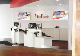 tcf will branches in 10 cub stores leaving only atms