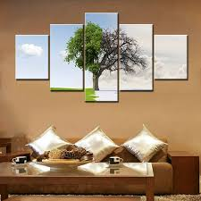 Home Decor Trees by Online Get Cheap Dead Tree Painting Aliexpress Com Alibaba Group
