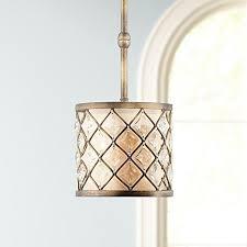 Mini Lantern Pendant Light Jeweled Golden Bronze Mini Pendant Light Ceiling Pendant