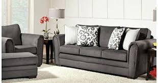 Big Leather Sofa Big Lots Leather Sofas Flannel Charcoal Ottoman At Big Lots