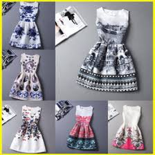 discount cheap floral dresses for girls 2017 cheap floral