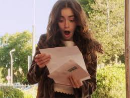 The Blind Side Actress Lily Collins Failed Auditioned Movie Tv Roles The Actress Turned Down