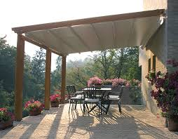 Retractable Awning With Screen Pergola Awnings Alpha Canvas U0026 Awning