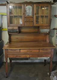 Kitchen Hoosier Cabinet Oak Hoosier Cabinet W Possum Belly Drawers Hoosier Cabinet