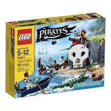 lego pirates treasure island 70411 toys u0026 games amazon canada