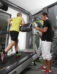 Physiotherapie Bad Reichenhall Laufband Training Fuchs Physiotherapie