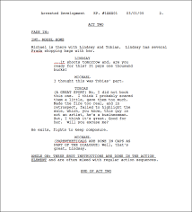 tv commercial script template draft templates